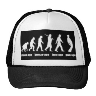 Ages Trucker Hat