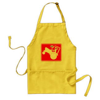 AGGIE DUDE 2 STANDARD APRON