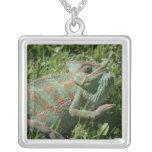 Aggressive Chameleon Necklace
