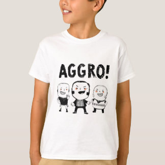 AGGRO Boys don't fear! T-Shirt