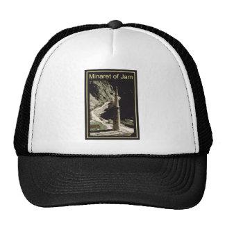 Aghanistan Minaret Of Jam Trucker Hats
