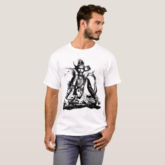 Aghori Sadhu Ohm T-Shirt