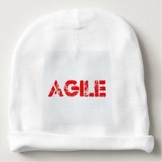 Agile agenda baby beanie