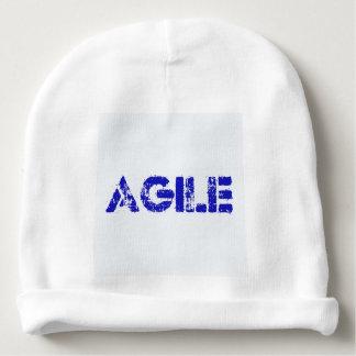 Agile BLUE Baby Beanie