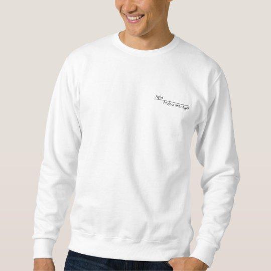 Agile Project Manager sweatshirt
