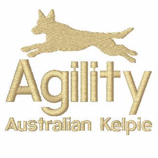 Agility Australian Kelpie Embroidered Shirt