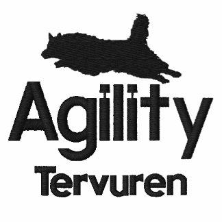 Agility Belgian Tervuren Embroidered Shirt