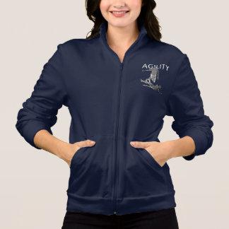 Agility California Fleece Track jacket