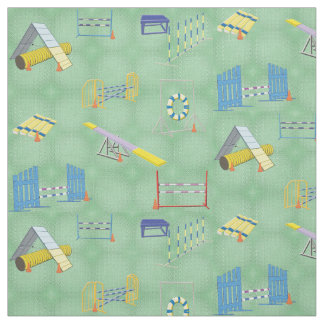 Agility Equipment Field Fabric
