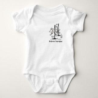 Agility front & back - agility baby baby bodysuit