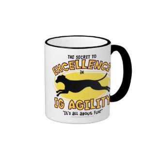 Agility Italian Greyhound Secret Mug