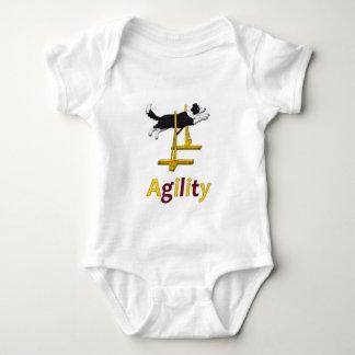 Agility jump baby bodysuit