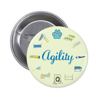 Agility Obstacles Button