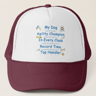 Agility Top Handler Trucker Hat