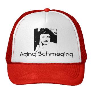 Aging Schmaging Hat Trucker Hat