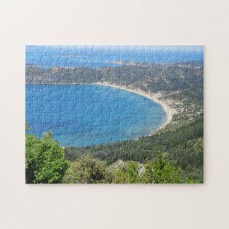Agios Georgios Pagon, Corfu - Puzzle