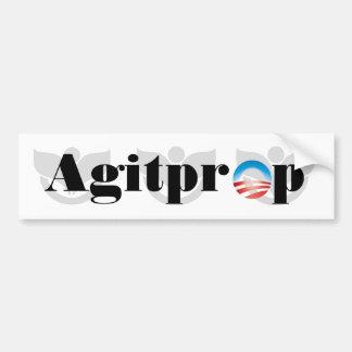 Agitprop - the NEA and Obama Bumper Sticker