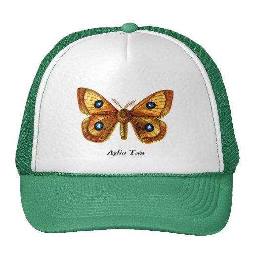 Aglia Tau Butterfly Trucker Hat