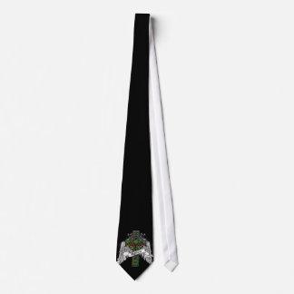 Agnew Tartan Cross Tie