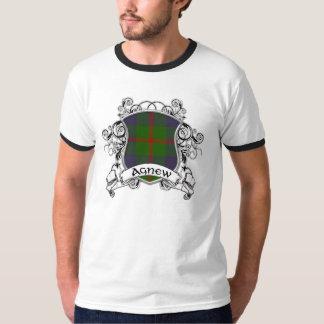 Agnew Tartan Shield T-Shirt