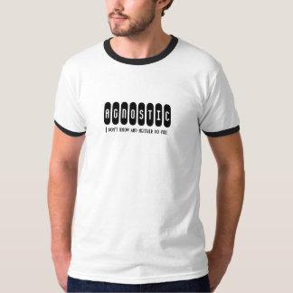 Agnostic Bubbles T Shirts