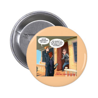Agnostic Missionaries Funny Buttons