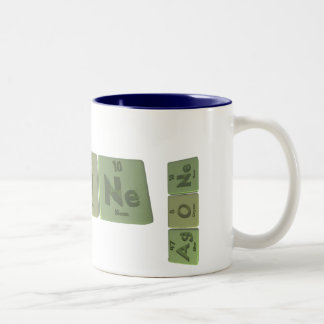 Agone-Ag-O-Ne-Silver-Oxygen-Neon Mugs