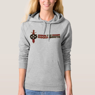 Agony Booth Logo Woman's Hoodie