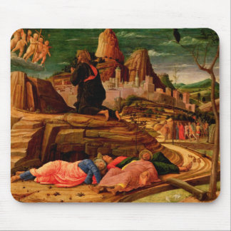 Agony in the Garden, c.1460 Mouse Mat