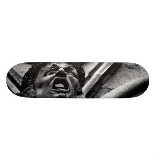 Agony of the Biting Imps Gothic Gargoyle 20 Cm Skateboard Deck