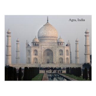 Agra, India Postcard