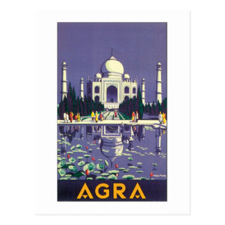 Agra Postcard