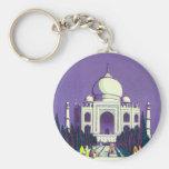 Agra ~ Taj Mahal Key Chain
