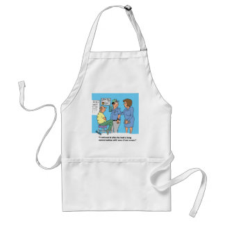 Agricultral Farm Cartoon Giftware Standard Apron