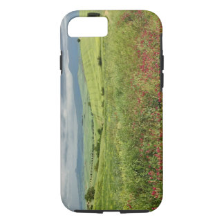 Agricultural field, Tuscany region of Italy. iPhone 8/7 Case