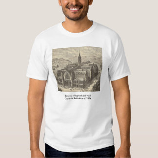 Agricultural Hall - Exterior T-Shirt