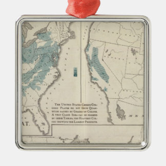 Agricultural productions christmas ornament