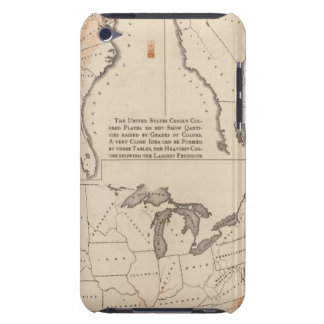 Agricultural Productions in the US iPod Touch Case