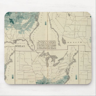Agricultural productions mouse mat