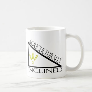 Agriculturally Inclined Coffee Mug