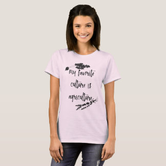 Agriculture Culture Farmers Market Shirt