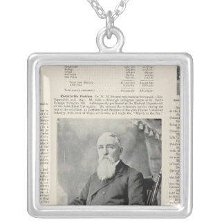 Agriculture in Santa Rosa, California Silver Plated Necklace