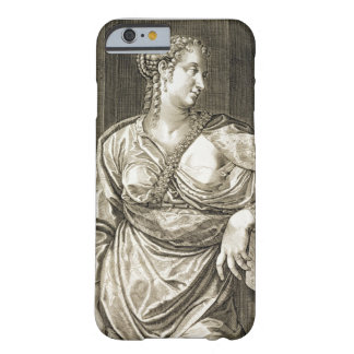 Agrippina wife of Tiberius (engraving) Barely There iPhone 6 Case