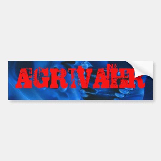 AGRIVAHR Bumper Sticker 2