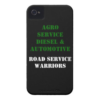 Agro Service Diesel & Automotive IPhone Case iPhone 4 Cases