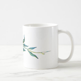 Agrotis pronuba caterpillar coffee mug