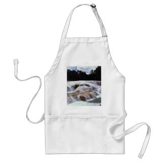 Agua Azul Waterfalls, Chiapas State, Mexico Adult Apron