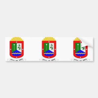 Agua de Oro, Argentina Car Bumper Sticker