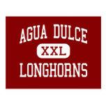 Agua Dulce - Longhorns - Senior - Agua Dulce Texas