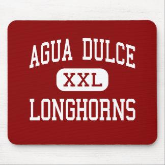 Agua Dulce - Longhorns - Senior - Agua Dulce Texas Mouse Mat